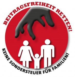 Kampagnenlogo Beitragsfreiheit